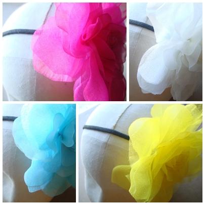 Florelle Blossom Headbands